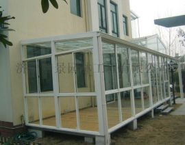 承接济宁别墅、高层阳光房及玻璃房的设计与施工