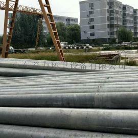 山东12米190非预应力水泥电线杆