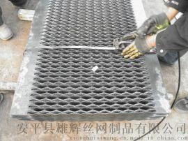 厂家直销耐防滑数控镀锌楼梯踏板天桥防滑踏板