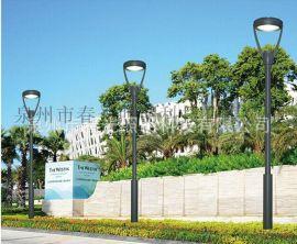 泉州太阳能庭院灯 新款YSA-0819广场庭院灯品质保障物美价廉