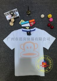 【大嘴猴】一线品牌童装 夏装T恤 尾货一手货源折扣批发