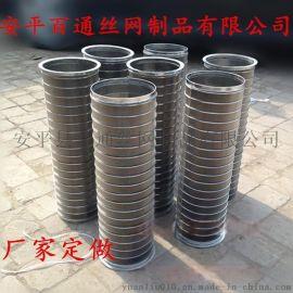 百通丝网厂家直供水过滤用楔形网/固液分离机筛网