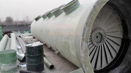 环保设备 玻璃钢锅炉脱硫除尘器