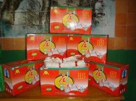 庄浪粉条-红色包装盒