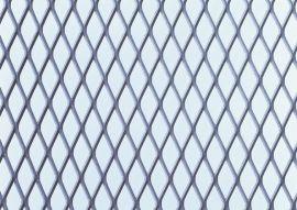 菱形孔不锈钢装饰网 不锈钢钢板网 不锈钢格栅网
