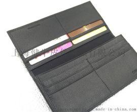 【老犀牛皮具】现货批发、订制头层牛皮CK家同款高级西装夹、钱夹、皮夹