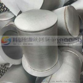 304不锈钢法兰焊接过滤筒