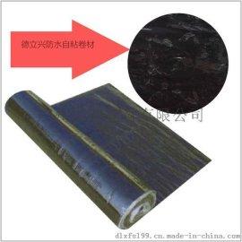 广州供应自粘聚合物改性沥青聚酯胎防水卷材