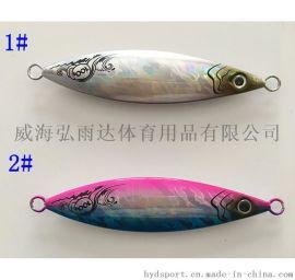 工廠新品20g-200g 海釣鐵板慢搖鉛魚   路亞餌批發
