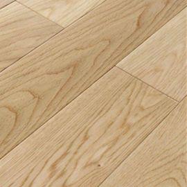 纯实木品牌地板特价白橡木A级18mm环保卧室实木地板厂家直销批发