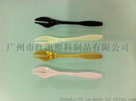 试吃小叉,一次性塑料叉