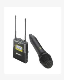 正品Sony\/索尼uwp-D12 手持式无线采访话筒U