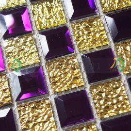 河北专业制造工艺镜面玻璃马赛克厂家最低价直销