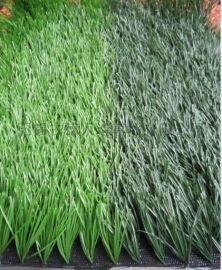古德草坪单丝U型耐磨环保抗老化足球场人造草坪