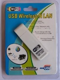 USB无线网卡150M(WF-1509)