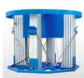 高档铝合金舞台、活动拼装舞台、铝合金升降机