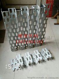 铝板冲孔网幕墙冲孔铝板网奥迪折弯立体铝板网-唯奥批发