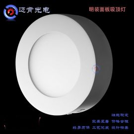 深圳迈肯光电MKRML20R-30W明装圆形面板灯