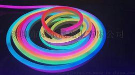 12V幻彩LED硅胶挤出霓虹灯条可任意裁剪弯曲