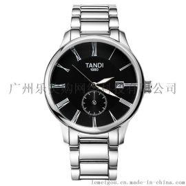 唐迪TD-1037时尚运动石英手表