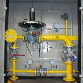 河南区域调压箱价格合理区域燃气调压箱样本