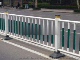 城市快速路锌钢护栏,白蓝颜色,表面喷塑,规格尺寸3*1米