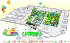 广州非帆游乐室内儿童游乐场淘气堡设备厂家直销