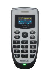 索莱 电子导游系统 AG-600系列