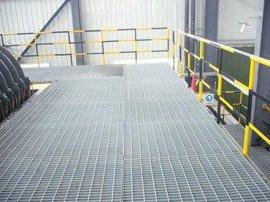 云航丝网制品厂专业订做平台钢格板