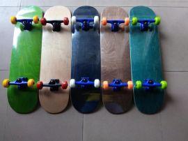 捷比特四輪滑板雙翹板公路刷街成人滑板兒童4輪專業楓木代步刷街滑板車