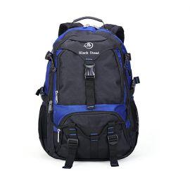 新款大容量男士旅行双肩背包 休闲透气商务电脑背包 厂家批发