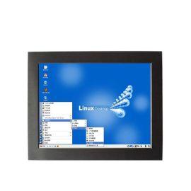 鑲嵌入式觸摸屏一體機15寸工業平板電腦自動售貨機生產觸控工控機