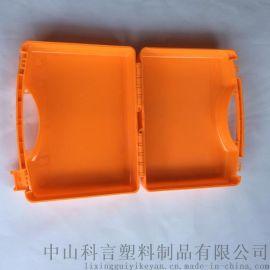 ky003 280*230*82mm 黑色廠家直銷PP塑料工具箱  五金家用工具箱美容美發箱手提維修工具箱電動工具盒