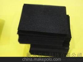 灰色低发泡聚PE乙烯泡沫板铺设应用