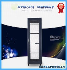 河北石家庄TOTEN/图腾 K36022 2米/2M 600*1000*1100 22U服务器机柜/机柜