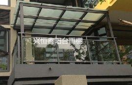深圳雨棚 阳台雨棚 车库雨棚 玻璃雨棚酒店雨棚制作安装维修