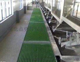污水处理防滑玻璃钢格栅-唐海污水处理防滑玻璃钢格栅厂家