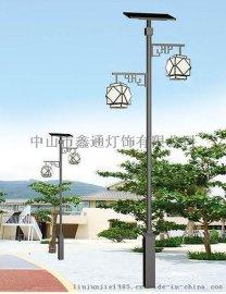 鑫通灯饰 赣州太阳能庭院灯 LED路灯 景观庭院灯