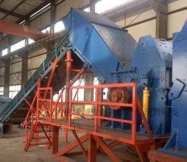 电路板破碎机适用于废钢破碎设备厂家有现场可参观