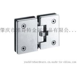 厂家直销 雅诗特 YST-K003 可定位180度浴室玻璃夹
