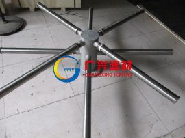 不锈钢布水器进水装置排液装置布水器支管丝管