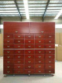 钢木结合中药柜 厂家供应 中药柜 西药柜 文件柜 支持定制和大量采购