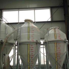 玻璃钢饲料塔 自动玻璃钢饲料塔自动养殖