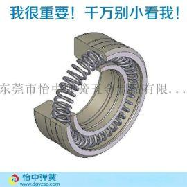 屏蔽电磁干扰的弹簧触指 触指弹簧 斜圈弹簧