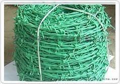 墙头刺绳防护网,普通刺绳围栏
