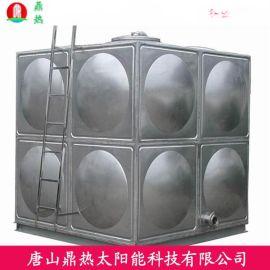 现货批发鼎热不锈钢保温水箱价格质量可靠支持定制