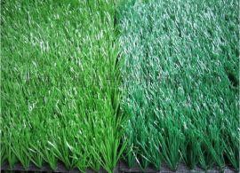 古德草坪S型耐磨环保抗老化足球场人造草坪