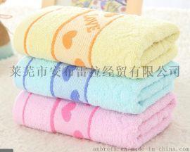 高质量纯棉毛巾采用特殊工艺