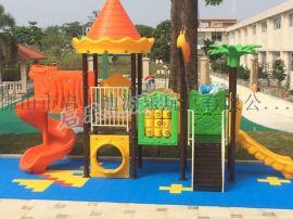 供应儿童滑梯组合滑梯启乐迪厂家直销大型组合滑梯塑料滑梯
