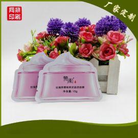高端鍍鋁銅版紙面膜袋 四層材料 顏色多樣 廠家訂制 可小批量